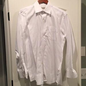 H. Stockton men's dress shirt